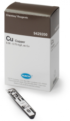 Copper Chemkey Reagents box of 25