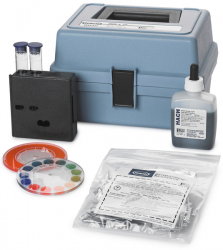 Iron and pH Color Disc Test Kit Model IR-23